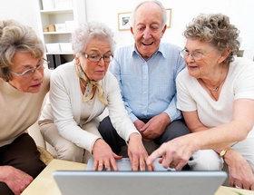Ориентируемся в бизнесе на пожилых