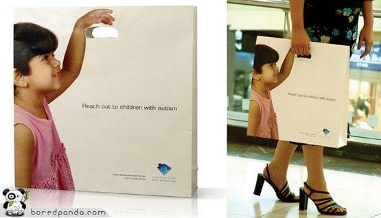 30 креативных рекламных сумок - пакетов с рекламой.
