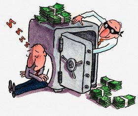 Инвесторы предрекают кризис в банковском секторе США.